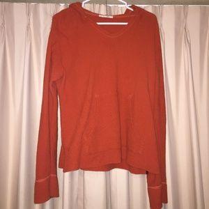 Sweaters - gorgeous orange sweater